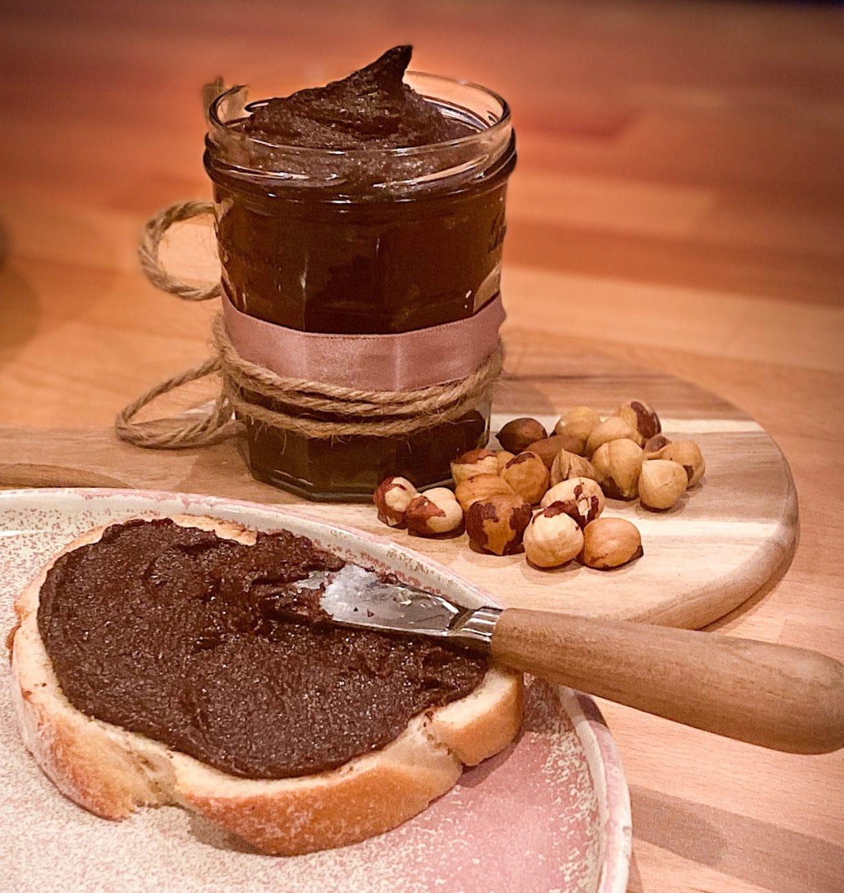Hazelnut cream/Crema di Nocciola