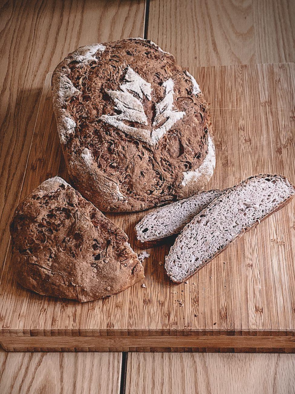 Chestnuts Bread